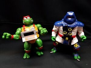 2-Teenage-Mutant-Ninja-Turtles-TMNT-1993-Mirage-Studios-Action-Figures