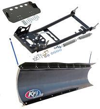 RPM KFI ATV 54 Snow Plow Kit Combo Kawasaki Brute Force 650 4x4i 750 All 2006-2014