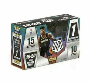 2019-20-Panini-Mosaic-NBA-Hobby-Box-Break-RANDOM-TEAM-each-spot-gets-1-team-READ