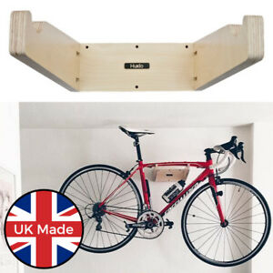 Bike-Wall-Mount-Bicycle-Rack-Shelf-Holder-Furniture-Storage-Wood-Birch-Plywood