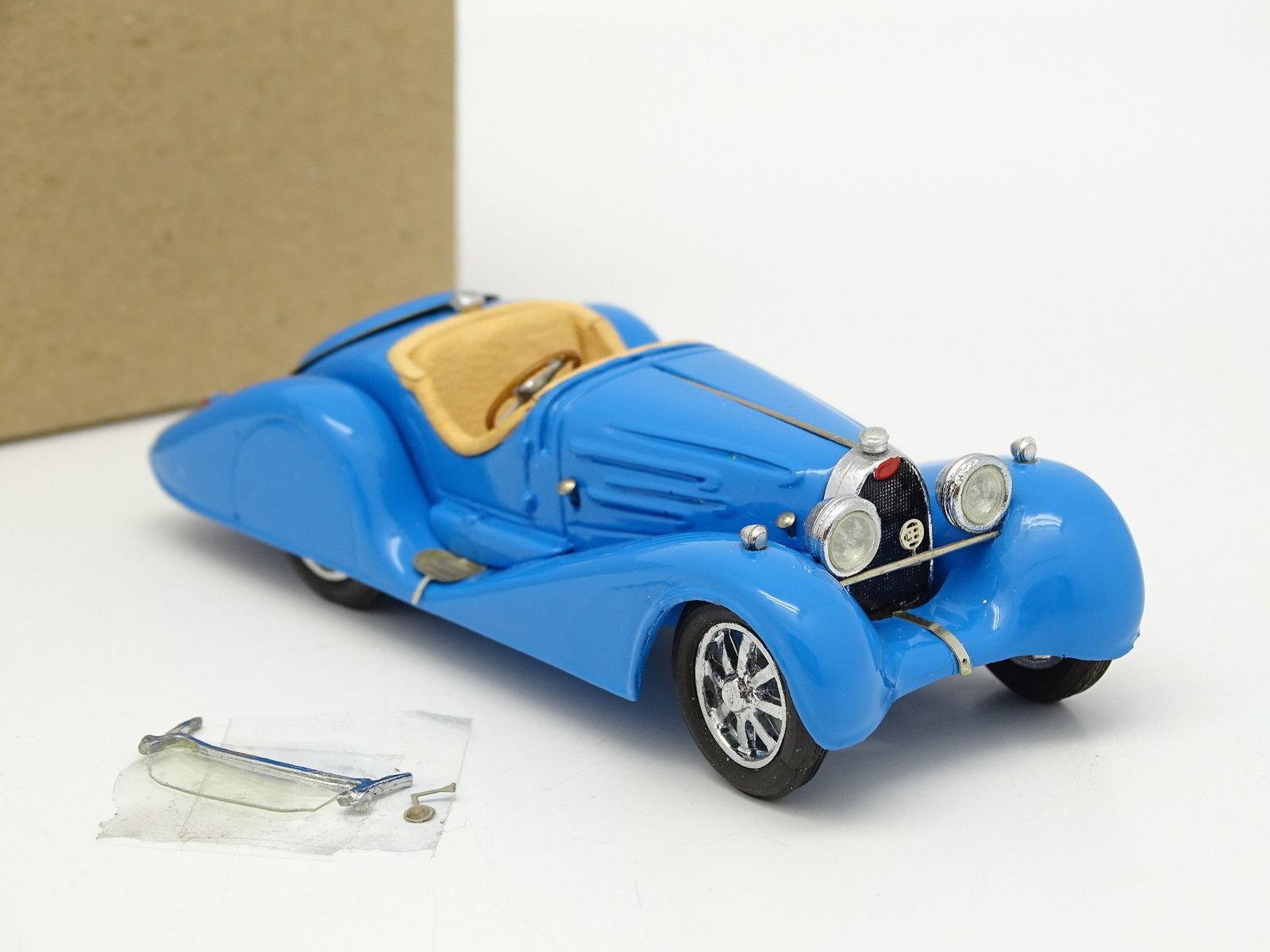 DB Modeles Kit Monté Monté Monté Résine 1/43 Bugatti T35B Carrossée Bleue | Durable Dans L'utilisation  | Vente En Ligne  | Techniques Modernes  38bd3f