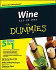 Wine All-In-One for Dummies by Ed McCarthy, Mary Ewing-Mulligan, Maryann Egan (Paperback, 2009)