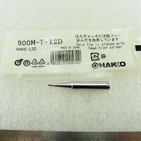 Soldering Tips HAKKO 900M-T-1.2D/ 936,937,942 etc. soldering station #B09