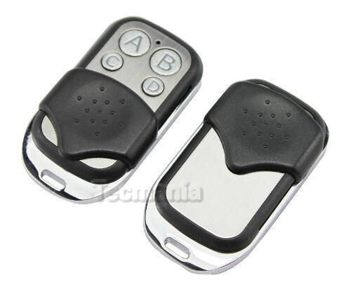 ADYX ALIZE EM2C, EM4C Universal remote control fob replacement