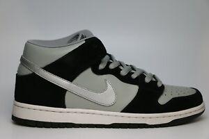 NIB Nike Dunk Mid Pro SB Black