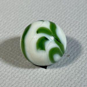 "Alley Agate Green AV Swirl Vintage Marble 5/8"" NM"