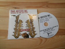 CD Jazz Two Sisters Inc. - Two Baris, One Mind And A Bass (8 Song) BARITUNES REC