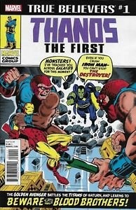 Thanos-The-First-Comic-Issue-1-Classic-Reprint-True-Believers-2018-Jim-Starlin