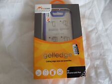 Roocase RC-IPH6-5.5-GL-PR Apple iPhone 6/6s Plus Gelledge Case, Purple