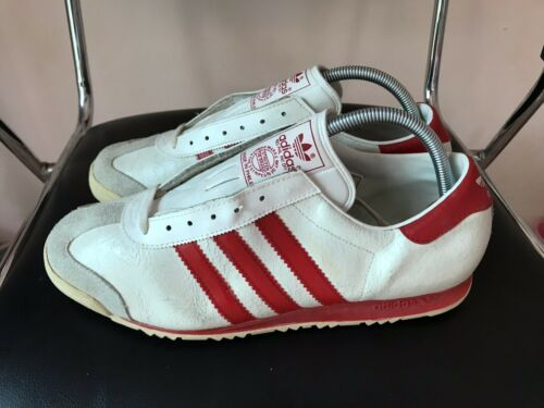 Adidas Vienna UK 9  Made In The Philippines Vintage City Series