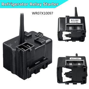 PS1960305-Refrigerator-Compressor-Relay-Overload-Starter-For-GE-513604045-US