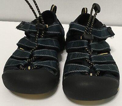 Keen girls Newport Navy water shoes sandals size 13 new