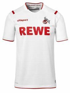 Uhlsport-kaiserslautern-1-fc-colonia-hogar-camiseta-2019-2020-camiseta-Home-senores-ninos-blanco
