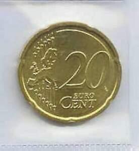 Slovenie-2007-UNC-20-cent-Standaard
