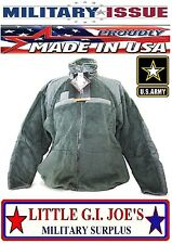 NEW US Military Issue Foliage Polartec L3 Thermal Pro Fleece Jacket ECWCS LARGE