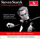 Steven Staryk: A Retrospective, Vol. 1 (CD, Feb-2013, 2 Discs, Centaur Records)
