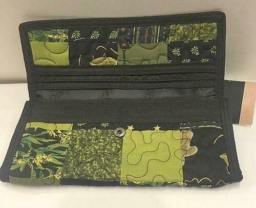DONNA SHARP-MEDIUM WALLETS-CHOOSE YOUR FAVORITE-NEW W//TAGS!