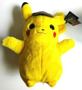 Pokemon 16 Detective Pikachu Plush Real Scale Stuffed Animal Ebay