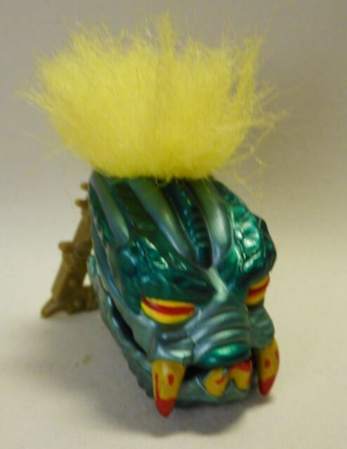 Vintage 90s Bluebird Toys Dread Heads Anthrax 9 Mighty Max 1992