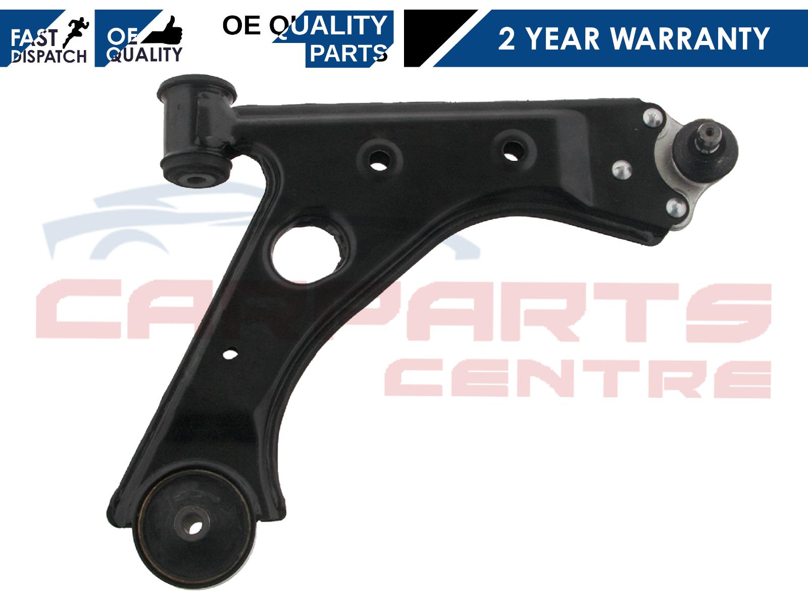 Premium Driver Side Wiper Blade Fits Vauxhall Corsa MK II Hatch 1.3 CDTI 16V