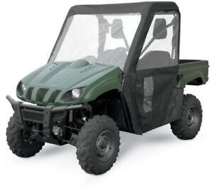 800 18-020-010401-00 CLASSIC ACC UTV CAB ENCLOSURE BLACK KAWASAKI TERYX 750