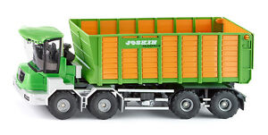 SIKU-4064-Joskin-PISTA-DE-CARGA-CON-VEH-CULO-Agricultura-Modelo-Camion