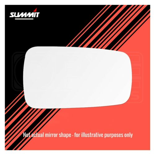 Replacement Mirror Glass Summit SRG-1139 Fits Toyta Previa LHS