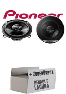 Pioneer Lautsprecher für Renault Laguna 2 13cm 2-Wege Koax Auto Boxen Einbauset