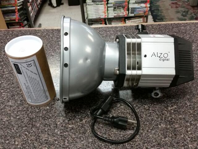 Alzo Digital 600 Ex Fluorescent Studio