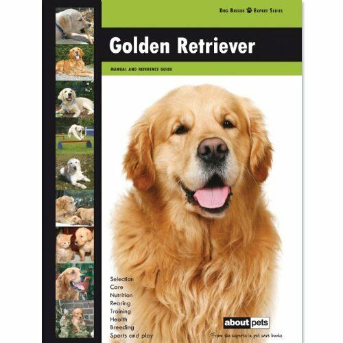 Golden Retriever: Dog Breed Expert Series