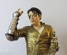Michael Jackson Statue Sculpture Resin Rare Collector Romania