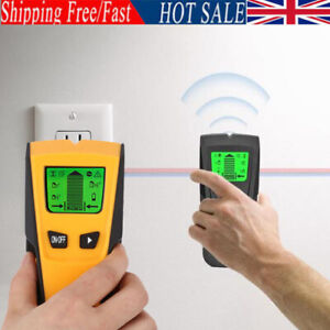 Details about 3 in 1 Electric Stud Finder Cable Detector Wire Scanner Wall  Metal Test Sensor