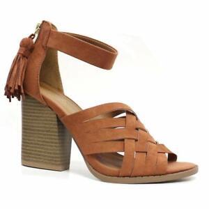 Belle Femmes Sandales Chaussures à Talon Bottier Et Lanières Robe De Soirée Fantaisie Chaussures Taille-afficher Le Titre D'origine ArôMe Parfumé
