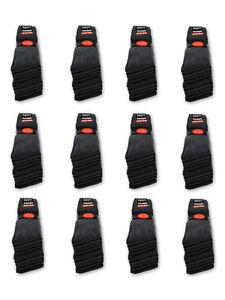 10 À 120 Paire Chaussettes de Tennis - Anthracite - Femmes & Hommes - Taille 35