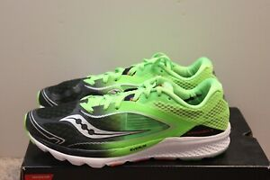 Saucony Kinvara 7 Running Men's Shoes Size 8 White