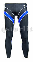 Man Male Competition Racing Fast Skin Legskin Swimwear Pants Size 30, Xl