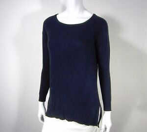 Extra Nwt Small Langærmet Ann Taylor Xs Størrelse Blue Sweater 6wOa6Y4Hq