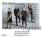 Clair-obscur Saxophone QRT Cool Rhythm CD