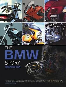 BMW-Story-2nd-Edition-Ian-Falloon-author-signed-All-motorcycle-models-1923-2019