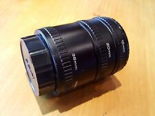Extension Tube for Contax Yashica Y/C Tube Set - 12-20-36mm