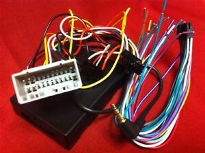 chrysler dodge premium integration radio wire harness. Black Bedroom Furniture Sets. Home Design Ideas