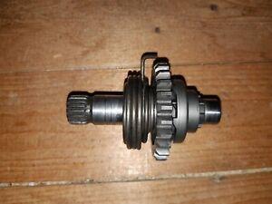 RM-125-Kick-Start-Shaft-Gear-Spring-1986-1987-1988-Suzuki