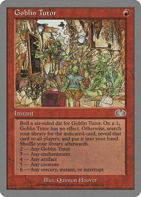 Goblin King 6th Edition HEAVILY PLD Red Rare MAGIC THE GATHERING CARD ABUGames