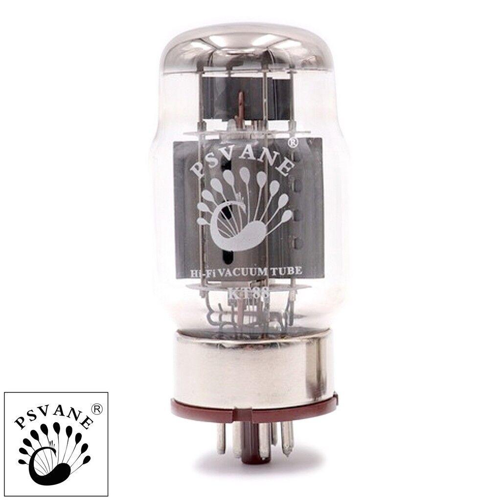 Nuevo Psvane Psvane Psvane KT88 (6550) serie de alta fidelidad Placa de tubo de vacío actual probado Hi-fi ff1bed