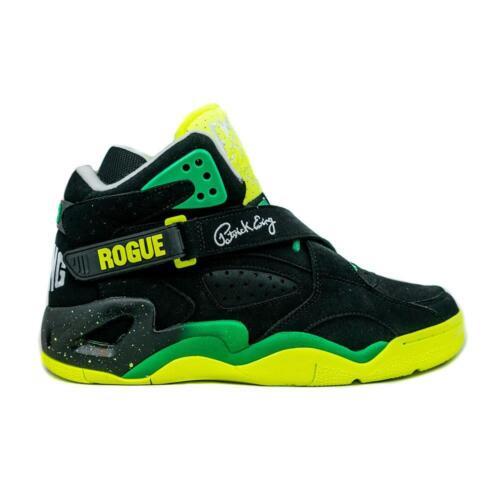 PATRICK EWING ATHLETICS ROGUE Black//Green//Yellow 1BM00142-041/<//p/>/<p/>