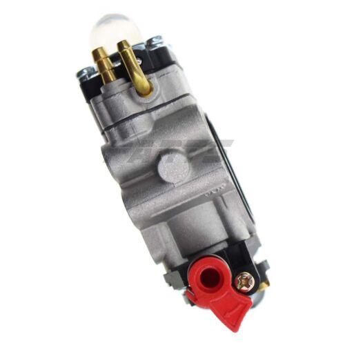 Carburetor Set For RedMax BCZ2600SW BCZ2601 BCZ2601SU BCZ2601SW WYA-1-1 BCZ2601S