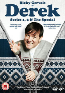Derek-Complete-Collection-DVD-2015-Ricky-Gervais-cert-15-3-discs-NEW