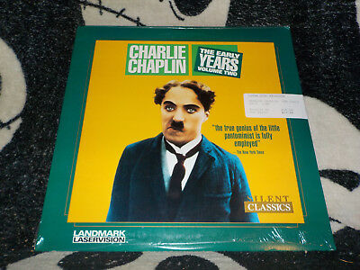 2019 Neuer Stil Charlie Chaplin Eary Jahre Vol 2 Neu Originalverpackt Laserdisc Ld Gratis GüNstigster Preis Von Unserer Website