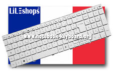 Clavier Français Orig. Packard Bell Easynote PEW91 PEW96 LM Model MS2290 MS2291