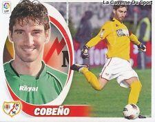 01 COBENO ESPANA RAYO VALLECANO FC Vaslui STICKER CROMO LIGA 2013 PANINI
